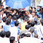 Rajnikanth spotted at Wadala in Mumbai