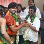 Enakkul Etho Movie Launch Stills