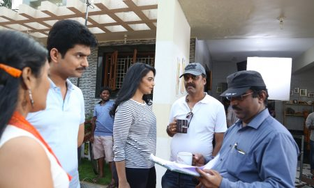 Inayathalam Movie Working Stills