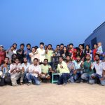 Ippadai Vellum Movie Shooting Wrapped Stills