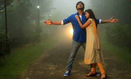 Yamini Bhaskar, Harish in Munnodi Movie Stills