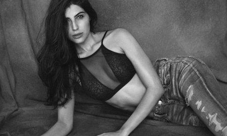 Model Naaz Norouzi Photo Shoot