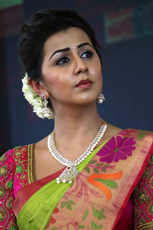 Actress Nikki Galrani Stills  Tamilnext-6904