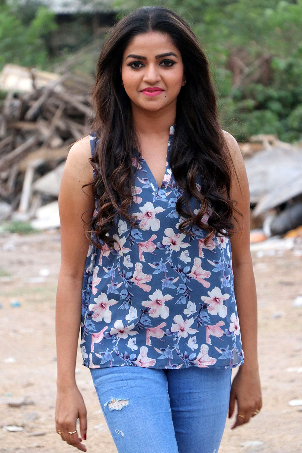 Nithya Ram Stills – TamilNext Poojai Tamil Movie