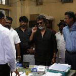 Kaala Movie Working Stills