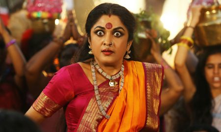 Ramya Krishnan in Mathangi Stills
