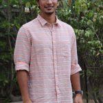 Actor Gautham Karthik