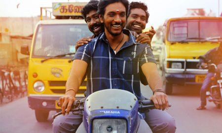 Gautham Karthik in Rangoon Movie Stills