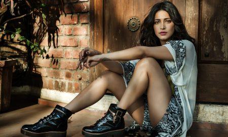 Actress Shruti Haasan New Photo Shoot