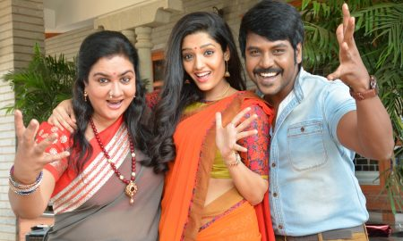 Shivalinga Movie Stills