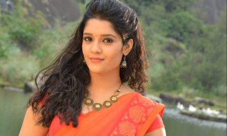 Actress Ritika Singh in Shivalinga