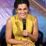 Actress Taapsee Pannu