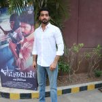 Yeidhavan Movie Press Meet Stills