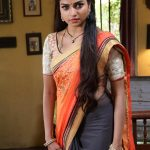 Nithya Ram in Nandhini TV Serial