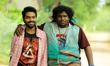 GV Prakash Kumar, Yogi Babu in Sema Movie Stills