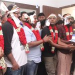 96 Movie Poojai Stills