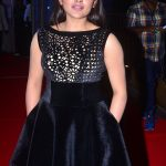 Actress Nivetha Thomas Stills From 64th Film Fare Awards 2017
