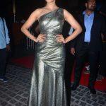 Actress Rakul Preet Singh Stills From 64th Film Fare Awards 2017