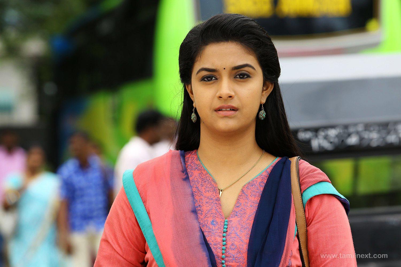 actress keerthy suresh from bairavaa stills tamilnext
