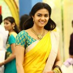 Actress Keerthy Suresh in Agent Bairavaa