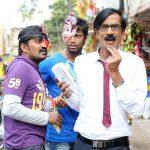 Karunakaran, Umapathi, Manobala in Adhagappattathu Magajanangalay Movie Stills
