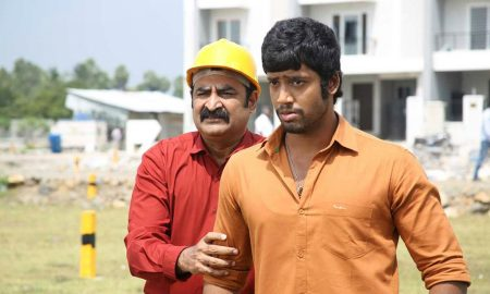 Aadukalam Naren, Umapathi in Adhagappattathu Magajanangalay Movie Stills