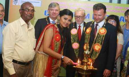 Inauguration of Czech Film Festival at Chennai