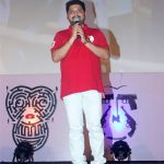 Music Director Ajaneesh Loknath at Kurangu Bommai Audio Launch Stills