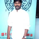 Director Nithilan Swaminathan at Kurangu Bommai Audio Launch Stills