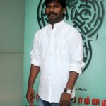 Director Nithilan Swaminathan at Kurangu Bommai Audio Launch Stills