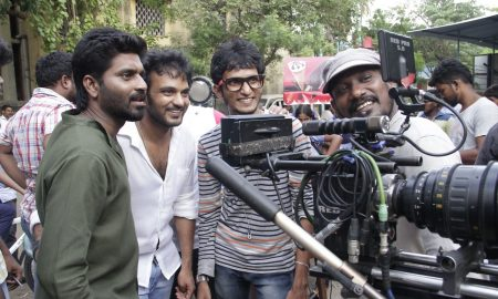Maanik Movie Working Stills