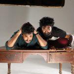 Aadhi, Daniel Annie Pope in Maragadha Naanayam