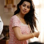 Actress Nikki Galrani in Maragadha Naanayam
