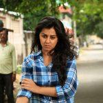 Actress Nikki Galrani in Maragadha Naanayam Stills