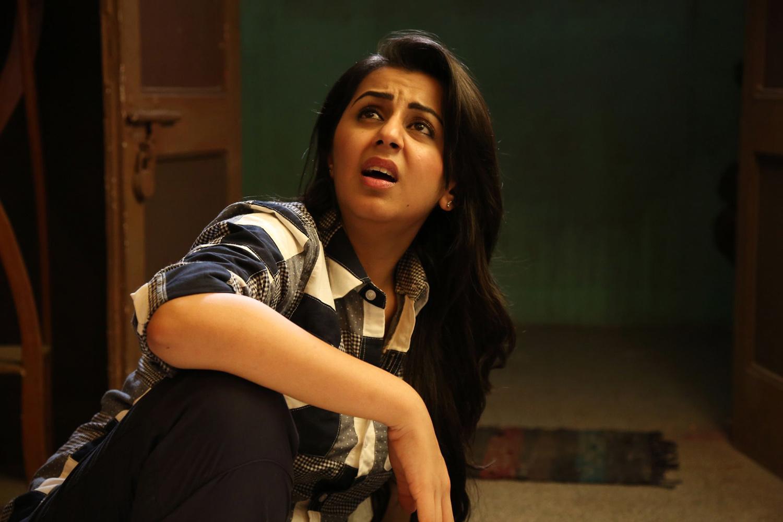 Nikki Galrani Maragatha Naanayam