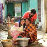 Neha Rajendran, Vikram Jagadish, Kalairani in Ondikatta Movie New Stills