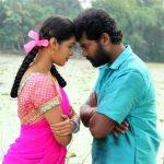 Neha Rajendran, Vikram Jagathish in Ondikatta Movie New Stills