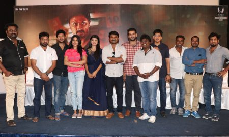 Pandigai Press Meet Stills