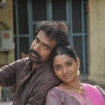 Sunulakshmi, Prakash Chandra in Saavi Movie Stills