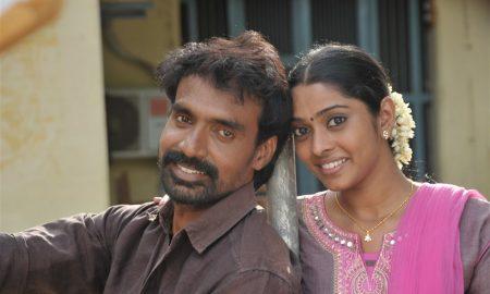 Sunulakshmi, Prakash Chandra in Saavi Movie Stills
