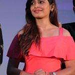 Sanchita Shetty at Gemini Ganeshanum Suruli Raajanum Audio Launch