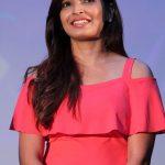 Sanchita Shetty at Gemini Ganeshanum Suruli Raajanum Audio Launch