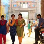 Vikram Prabhu, Manjima Mohan in Sathriyan Movie Stills