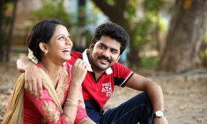 Kavin, Aishwarya Dutta in Sathriyan Movie Stills