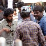 Sathriyan Movie Working Stills
