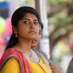 Actress Manjima Mohan in Sathriyan Movie Stills