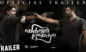 Vikram Vedha Official Trailer