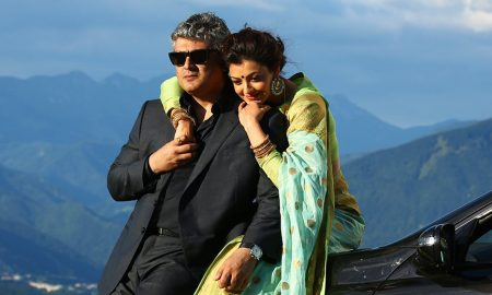 Vivegam Movie Stills