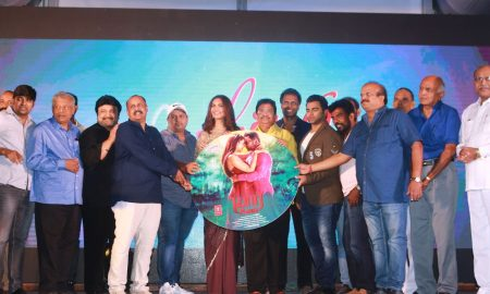 Yaar Ivan Audio Launch Stills