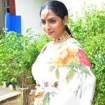 Actress Sriya Reddy